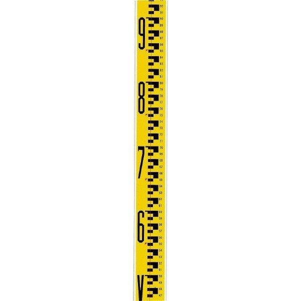 大平産業 SKTアルミスタッフ 5m5段 SKT-55S 重さ2.4kg 【標尺/箱尺】