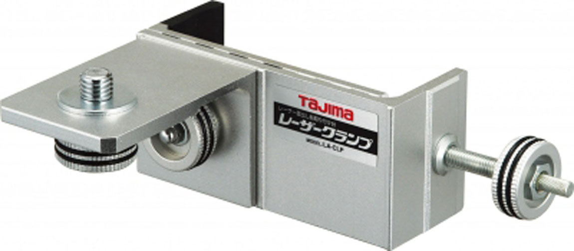 (T)タジマ レーザー墨出し器用 レーザークランプ LA-CLP ※代引き不可