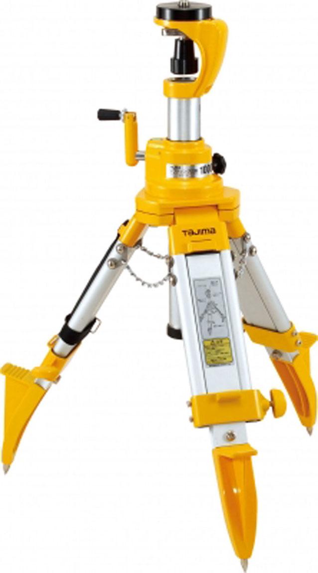 (T)タジマ レーザー墨出し器用 シフティング三脚1000 SFT-100 ※代引き不可