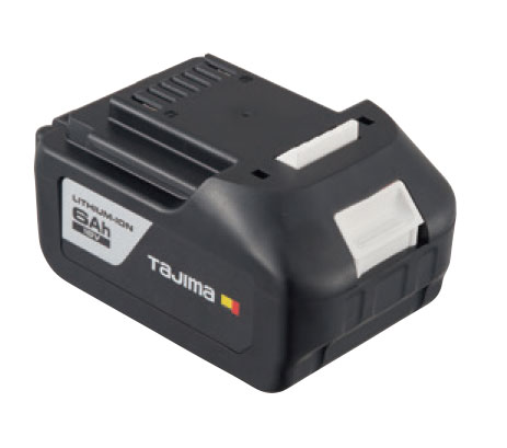 (T)タジマ TAJIMA  パワーツール用 18V充電池6A PT-LB1860 ※代引き不可