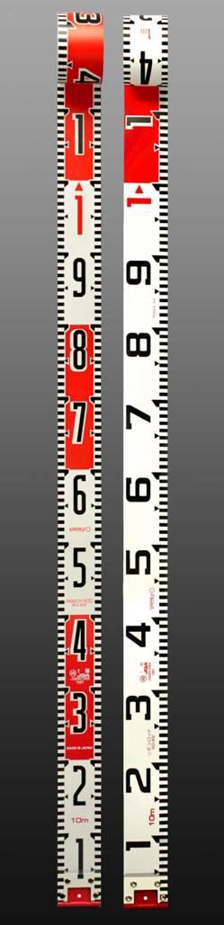 ♪☆あす楽対応☆送料無料☆ヤマヨ リボンロッド両サイド60E-2 現場記録写真用巻尺 60幅 30m R6B30