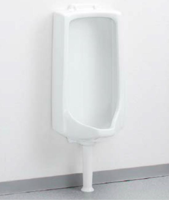 非水洗便器 小便器 壁掛小便器 アサヒ衛陶 U14SET  水洗化していない地域で、水がない場所でも使用できる非水洗トイレ ☆送料無料☆即日出荷☆代引き不可☆