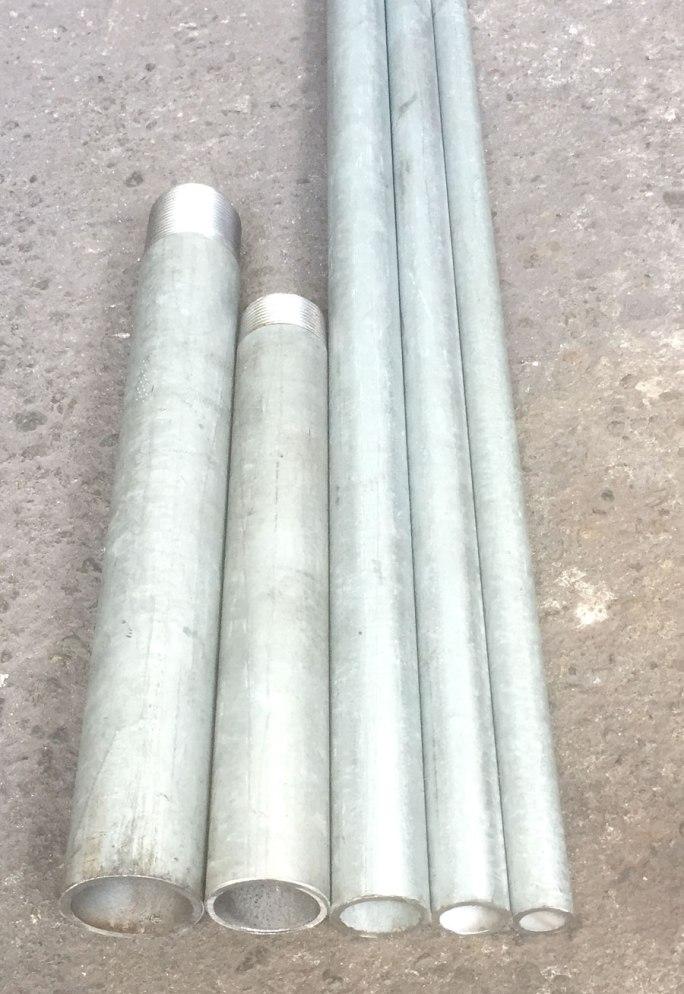 白ガス管 JFE-SGP 100A(4