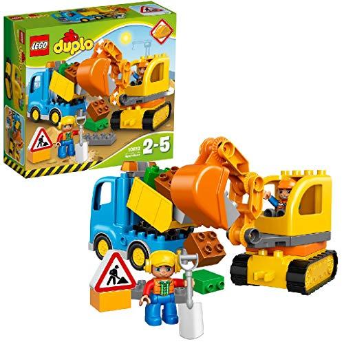 ★決算特価商品★ レゴ (LEGO) デュプロ デュプロ デュプロ・ (LEGO)・のまちトラックとショベルカー 10812 10812, Voks:60327b60 --- kventurepartners.sakura.ne.jp