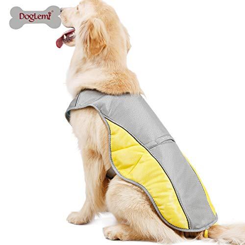 DogLemi ドッグレミ クールベスト 犬 冷感犬服 小型犬 全店販売中 ペット用品 ドッグウェア お気に入り 中型犬 ペットクーリングベスト 大型犬 冷却コー