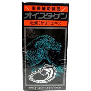 「送料無料」AJD オイスタゲン 牡蠣(かき)エキス 600錠(健康食品)