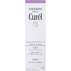 6480円以上のお買い上げで送料無料です 花王 Curel キュレル 医薬部外品 エイジングケアシリーズ 希少 140mL 化粧水 開店祝い
