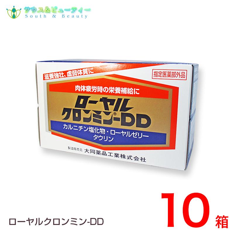 ローヤルクロンミン-DD 100mL 100本