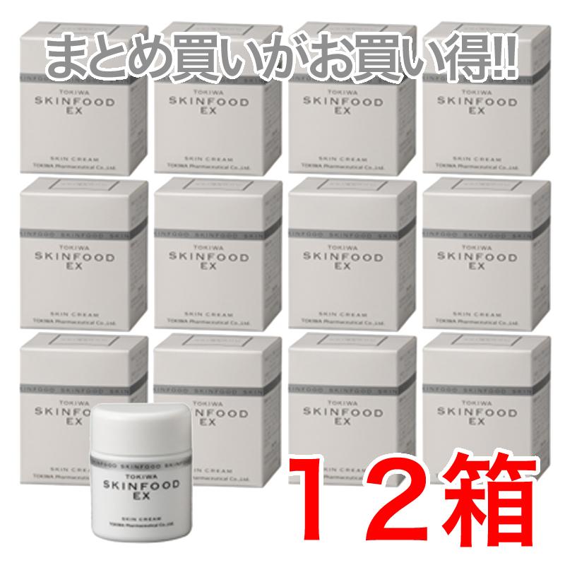 【送料無料】【医薬部外品】トキワスキンフードEXエクセレント12箱セット