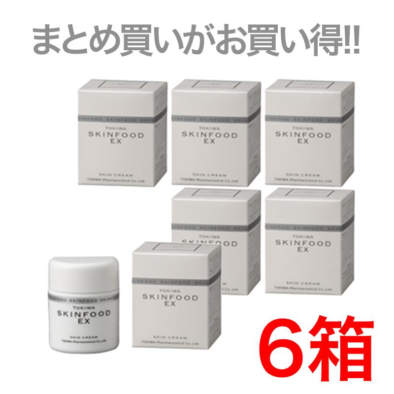 トキワスキンフードEXエクセレント6箱セット
