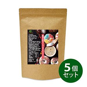 国産 難消化性サイクロデキストリン 1000g5個セット 無添加 健康食品の原料屋