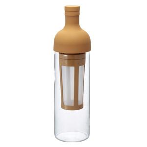 HARIO 咖啡篩檢程式在瓶裝摩卡真實容量 650 毫升 FIC-70-MC