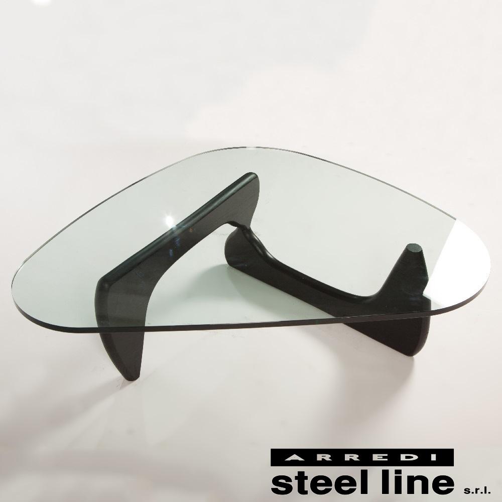《100%MADE IN ITALY》イサム・ノグチ IN50 (ノグチテーブル) スティールライン社DESIGN900
