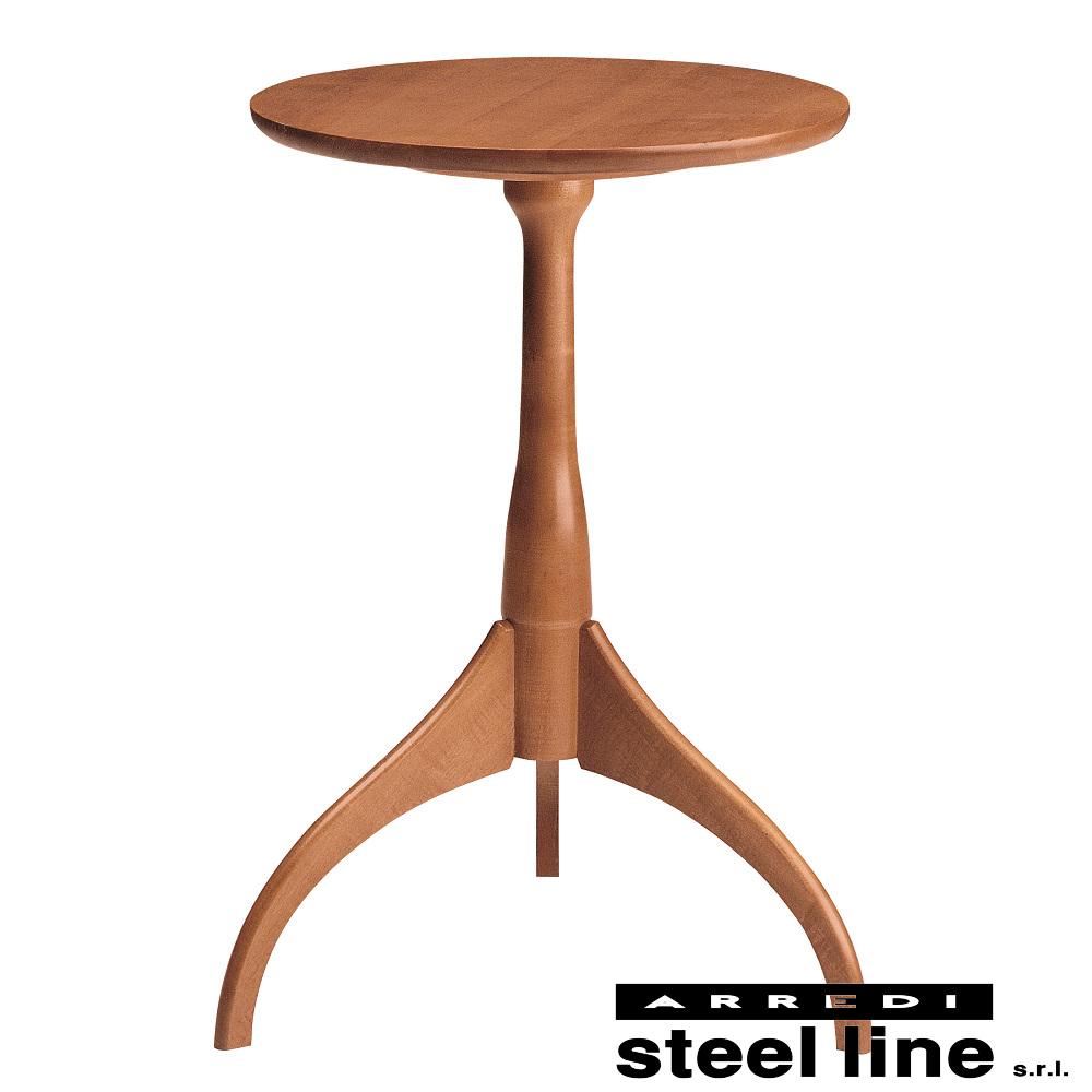 《100%MADE IN ITALY》シェーカー サイドテーブル スティールライン社DESIGN900