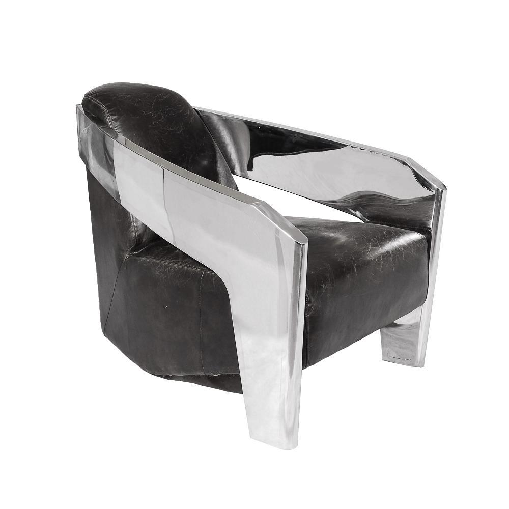《HALO》ヴィンテージレザーソファ Orbitarm Sofa 1P (Vintage Leather Sofa)【送料無料】 【アンティーク】【ビンテージ】【アニリンレザー】【チェスターフィールド(chesterfield)】 【受注生産対応品:2~3ヶ月】