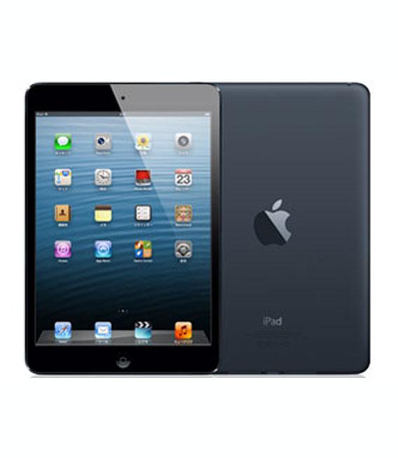 【中古】【安心保証】 iPadmini1[海外WiFi64G] ブラック
