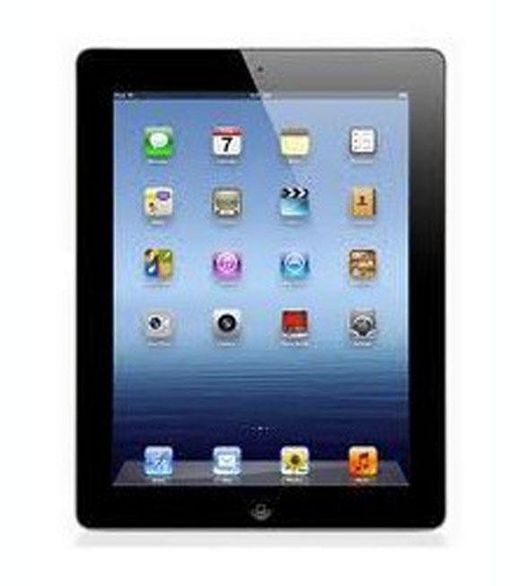 【中古】【安心保証】 iPad3[海外WiFi16GB] ブラック