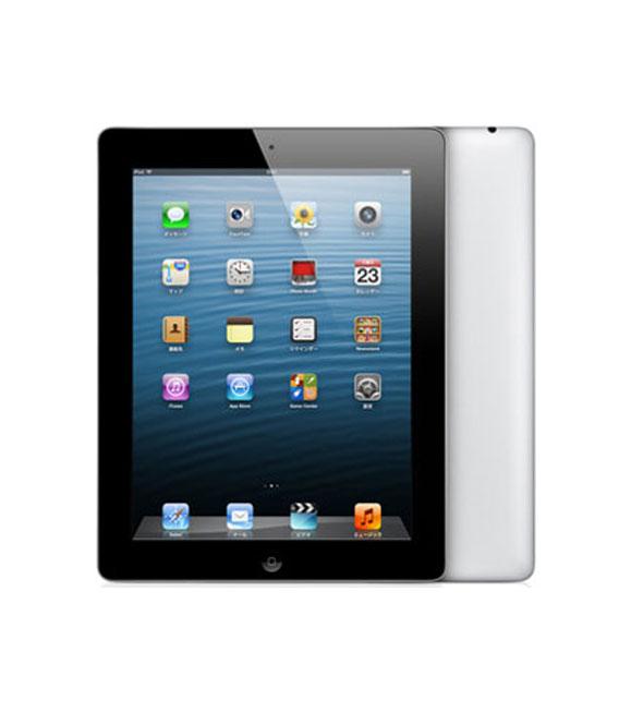 【中古】【安心保証】iPadRetina 4[WiFi64G] ブラック