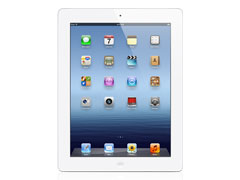 【中古】【安心保証】 iPad3[WiFi 64GB] ホワイト