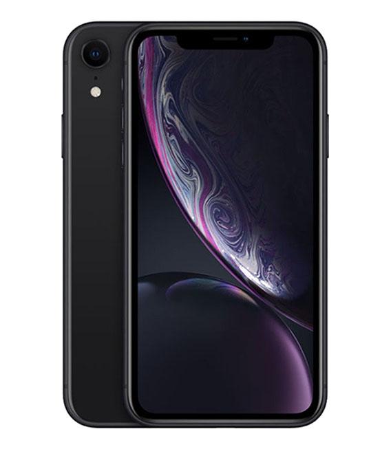 【中古】【安心保証】 docomo iPhoneXR[64G] ブラック