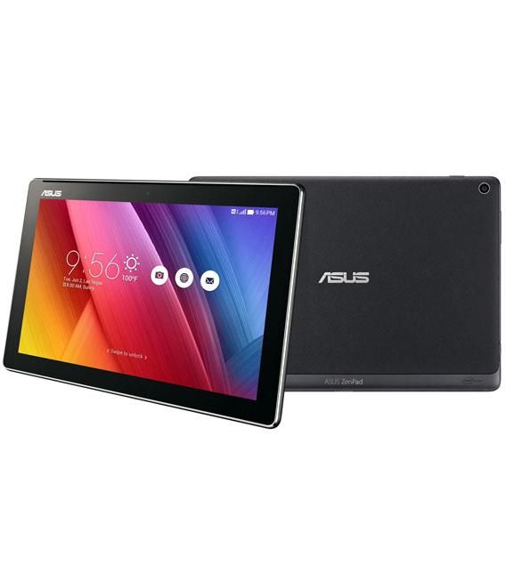 【中古】【安心保証】 SIMフリー ZenPad 10[8G] ブラック