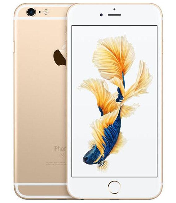 【中古】【安心保証】docomo iPhone6sPlus[64G] ゴールド