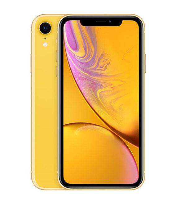 本体 白ロム iPhone Aランク ドコモ 中古 docomo 人気ショップが最安値挑戦 128G iPhoneXR ふるさと割 安心保証 イエロー