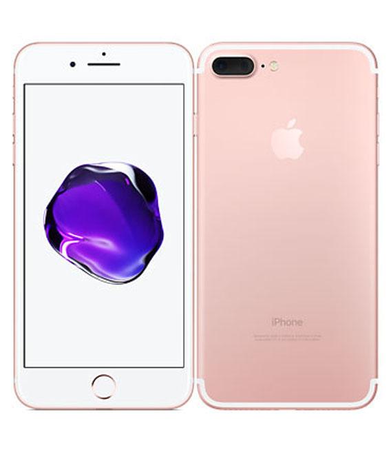 【中古】【安心保証】 SoftBank iPhone7Plus[32G] ローズゴールド