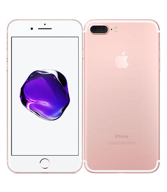【中古】【安心保証】 docomo iPhone7Plus[128G] ローズゴールド