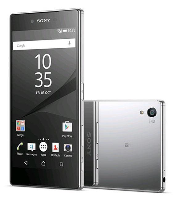 【中古】【安心保証】SIMフリー Mobile Xperia Z5 Premium E6853