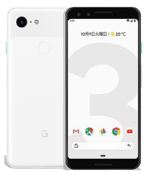 【中古】【安心保証】docomo Pixel 3[64G] クリアリーホワイト