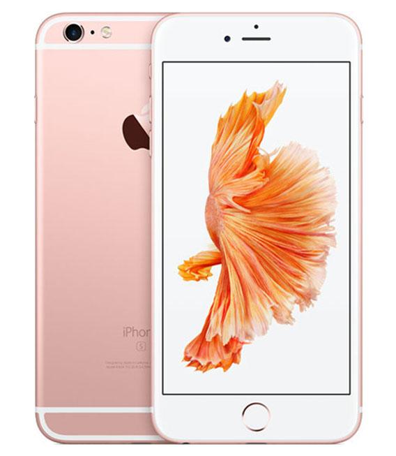 【中古】【安心保証】SIMフリー iPhone6sPlus[海外128] ローズゴールド