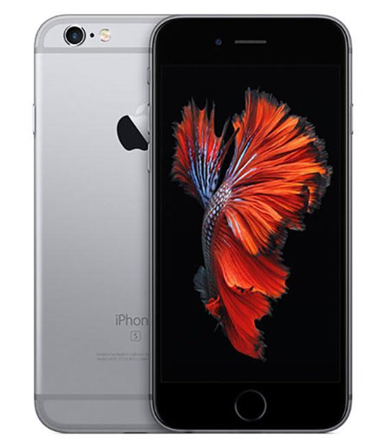 【中古】【安心保証】 SoftBank iPhone6s 32GB スペースグレイ