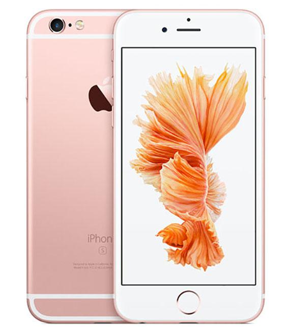 【お買い物マラソンポイント最大28倍】SIMフリー iPhone6s 32GB ローズゴールド【中古】【安心保証】
