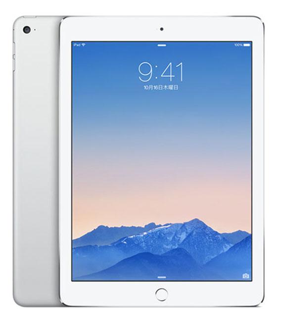 【中古】【安心保証】 iPadAir2 WiFi 32GB シルバー