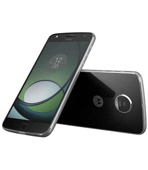 【中古】【安心保証】 SIMフリー MotoZPlay[32G] ブラック