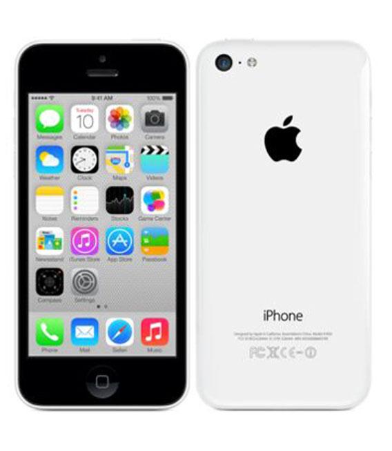 【25日限定P10倍】【中古】【安心保証】 docomo iPhone5c[16G] ホワイト