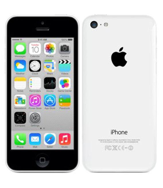 【中古】【安心保証】 docomo iPhone5c[32G] ホワイト