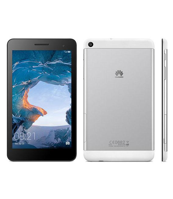 【中古】【安心保証】 SIMフリー MediaPad T1 7.0LTE[8G] シルバー