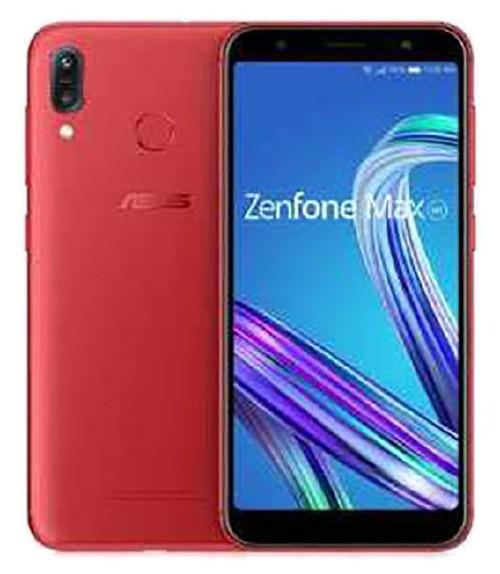 【中古】【安心保証】 SIMフリー ZenFone Max M1[32G] レッド