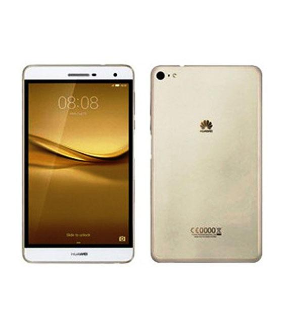 【中古】【安心保証】 SIMフリー MediaPad M3[64G/SIM] ゴールド