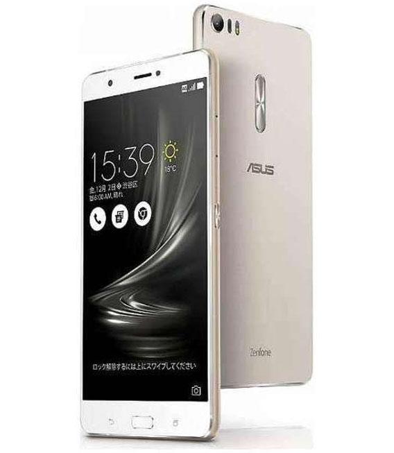 【中古】【安心保証】 SIMフリー ZenFone3Ultra[32G] シルバー