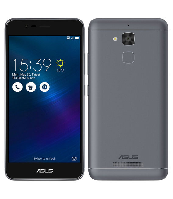 【中古】【安心保証】 SIMフリー ZenFone3Max[16G] グレー