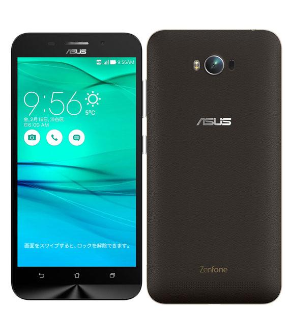 【中古】【安心保証】 SIMフリー ZenFoneMAX[16G] ブラック