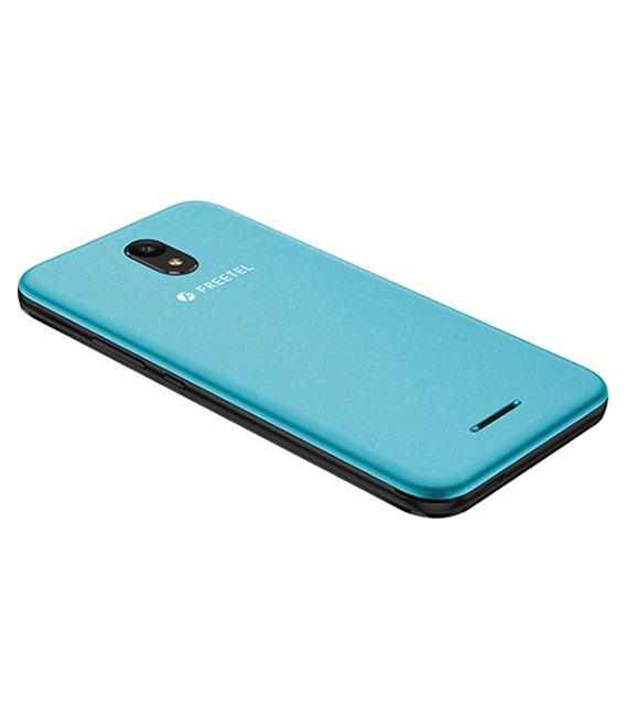 【中古】【安心保証】 SIMフリー Priori5[LTE] ブルー