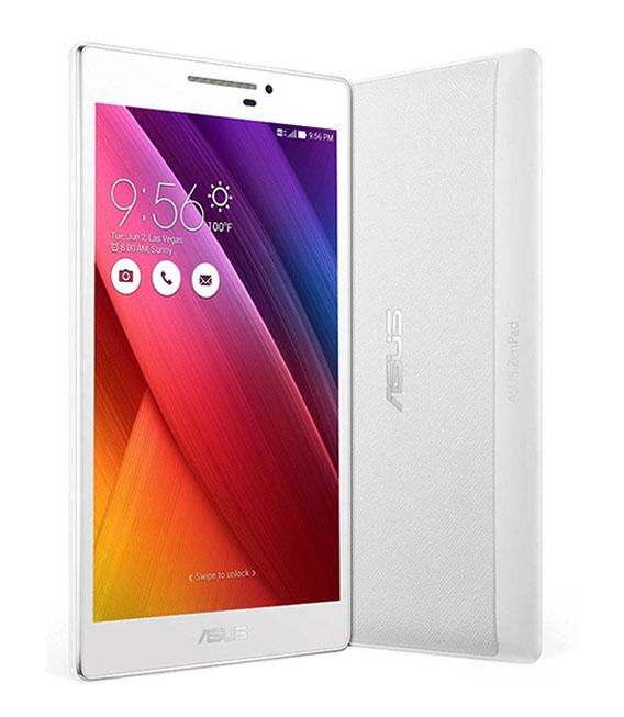 【8月1日全品ポイント10倍】【中古】【安心保証】SIMフリー ZenPad 7.0[海外8G] ホワイト