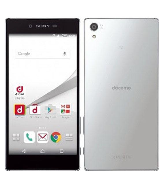 【中古】【安心保証】 docomo Mobile Xperia Z5 Premium SO-03H SIMロック解除済