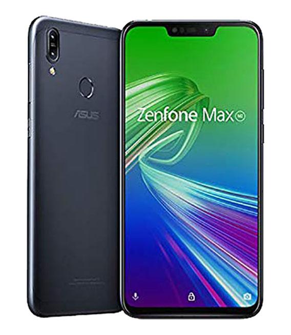 【中古】【安心保証】 SIMフリー ZenFone Max M2[32G] ブラック