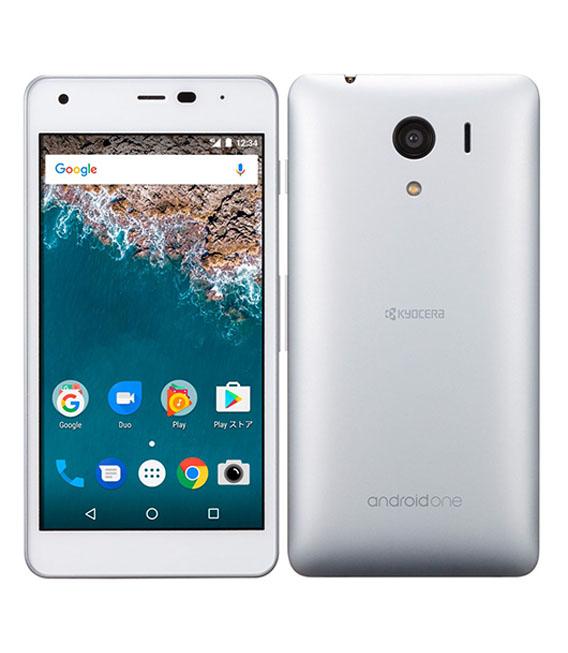 【中古】【安心保証】 Y!mobile Android One S2 ホワイト