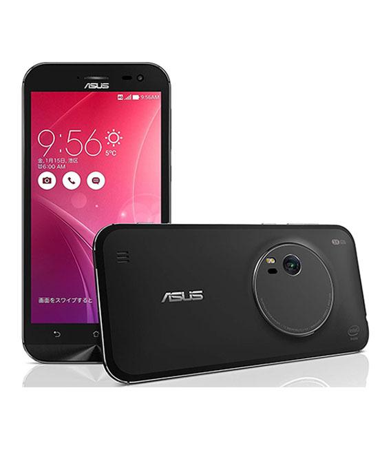 【中古】【安心保証】 SIMフリー ZenFoneZoom[32G] ブラック